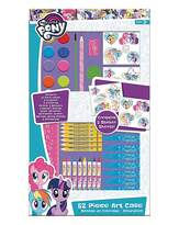 My Little Pony 52 Piece Art Case