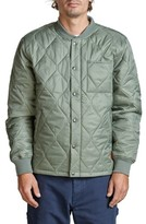 Brixton Men's Crawford Quilted Jacket
