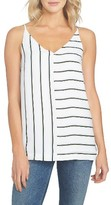 1 STATE Women's 1.state Mixed Stripe Tank