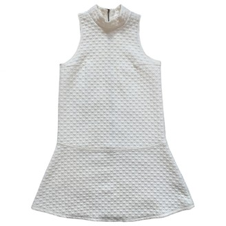 Abercrombie & Fitch White Dress for Women