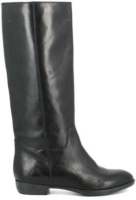Jonak 1137 Flat Leather Boots