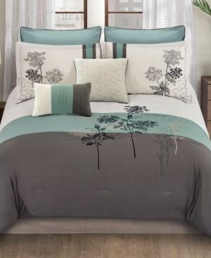 Riverbrook Home Emilie 8 Pc King Comforter Set Bedding