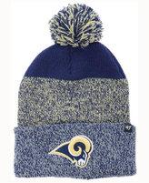 '47 Los Angeles Rams Static Cuff Pom Knit Hat