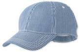 Petit Bateau Boys striped cap