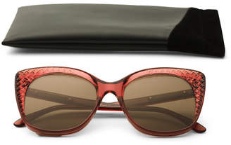 Made In Italy 60mm Oversize Designer Sunglasses