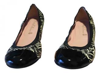 Pretty Ballerinas Black Leather Boots