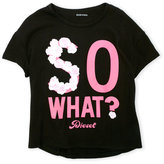 Diesel Girls 4-6x) So What Boxy Tee