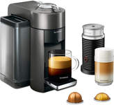 De'Longhi Nespresso VertuoLine Evoluo Coffee & Espresso Machine & Aeroccino Frother