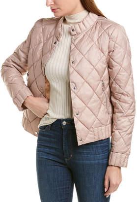 Sage Angel Short Quilted Jacket