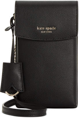 Kate Spade Sylvia North South Flap Leather Crossbody