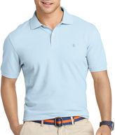 Izod Short-Sleeve Heritage Piqu Polo