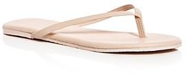 TKEES Women's Solids Flip-Flops