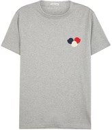 Moncler Grey Cotton T-shirt