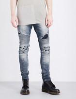Represent Biker slim-fit skinny jeans