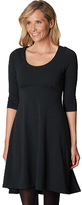Prana Women's Cali 3/4 Sleeve Maxi Dress