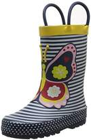 BeOnly Be Only Girls' Papilly Mid-Calf Rain Boots Size: 5 Child UK