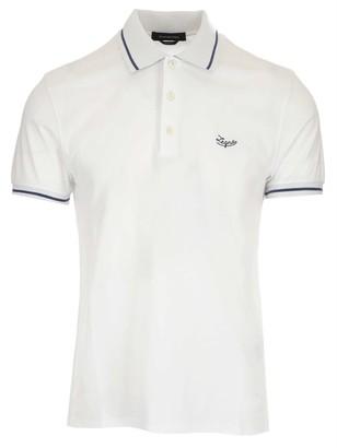 Ermenegildo Zegna Logo Polo Shirt