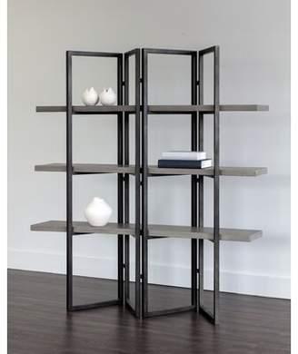 LIBRARY Sunpan Modern Mixt Bookcase Sunpan Modern