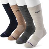 Izod Men's 4-pack Cushioned Crew Socks