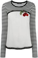 Dolce & Gabbana striped top