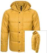Barbour International Quilted Busa Jacket Yellow