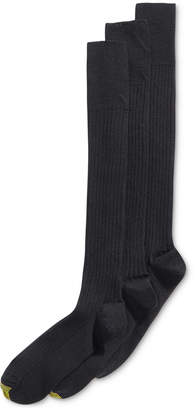 Gold Toe Men 3-Pk. Premier Over-Calf Socks
