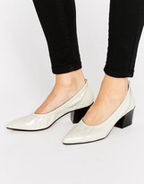 Asos SKY HIGH Leather Pointed Heels