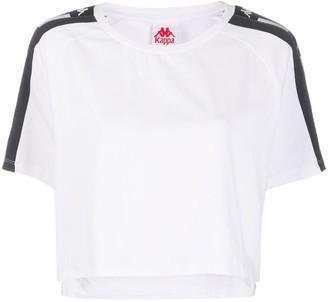 Kappa logo-trimmed T-shirt