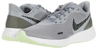 Nike Revolution 5 SE (Particle Grey/Black/Medium Olive) Men's Shoes