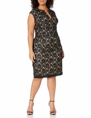 Single Dress Women's Plus Size Lace Meg Dress