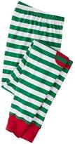 Adult Long John Pajama Pants In Organic Cotton