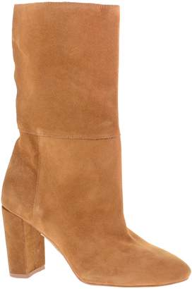 Chinese Laundry Keep Up Suede Heeled Boot