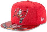 New Era Tampa Bay Buccaneers 2017 Draft 9FIFTY Snapback Cap