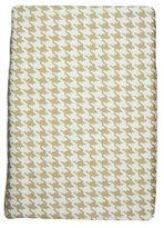 Glenna Jean Central Park Houndstooth Fitted Sheet - Same Sheet in 3 Piece Set