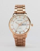 Sekonda Gold Bracelet Watch
