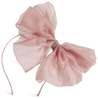 Tutu Du Monde Crystal Bow Hairband