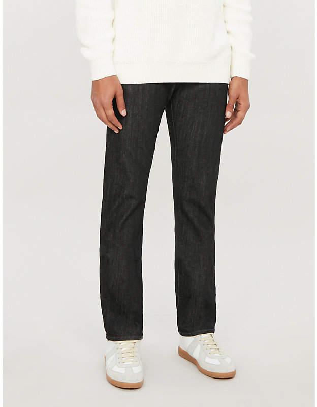 6b6f504e Slim-fit straight jeans