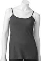 Sonoma Goods For Life Women's SONOMA Goods for Life Everyday Scoopneck Camisole