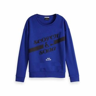 Scotch & Soda Maison Women's N/a Sweatshirt