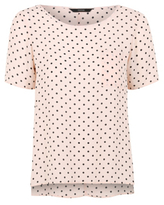 George Lightweight Polka-Dot T-Shirt