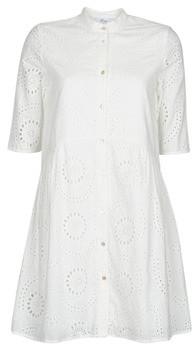 Betty London MOLINE women's Dress in White