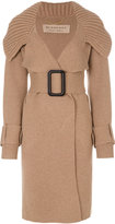 Burberry knitted coat