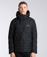 Nike Down Hooded Jacket