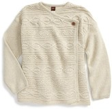 Tea Collection Girl's Catriona Knit Cardigan