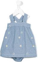 Stella McCartney floral dress set - kids - Cotton/Polyester - 9 mth