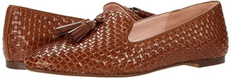 J.Crew Woven Sumner Loafer (Warm Sepia) Women's Shoes
