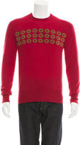 Michael Bastian Wool Crew Neck Sweater