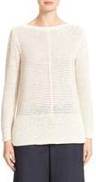 Lafayette 148 New York Women's Mixed Stitch Sweater