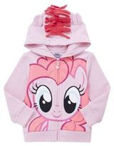 Character Hasbro My Little Pony Pinkie Pie Hoodie, Toddler Girl's