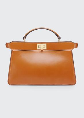 Fendi Peekaboo Medium Top Handle Tote Bag